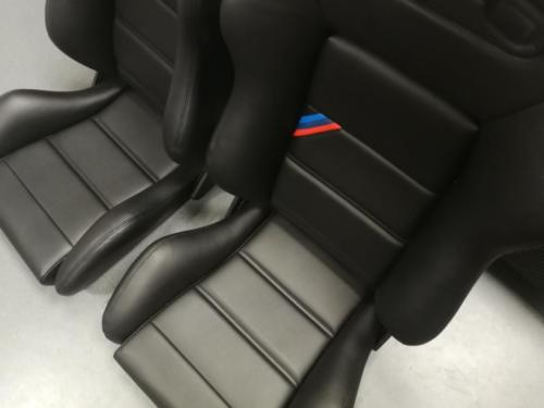 BMW E30 seter
